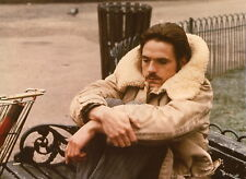 JEREMY IRONS MOONLIGHTING TRAVAIL AU NOIR  1982 VINTAGE PHOTO ARGENTIQUE N°5