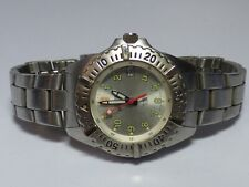 Womens Swiss Military Watch Stainless Steel - Working