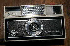 Agfa Autostar X-126 camera photocamera photo aparat