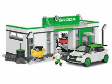 Cobi 24580 PKW Skoda Fabia RS mit Garage