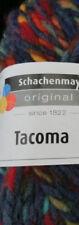 (9,80 €/100 g): 200 Gramm Tacoma von Schachenmayr, Farbe 081 blaubunt  #1142