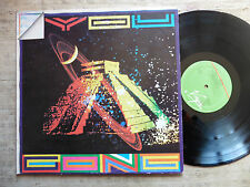 Gong ‎– You - LP Italy Orizzonte