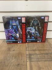 Transformers Kup + Blurr Figure Lot Studio Series 86 Brand New Sealed
