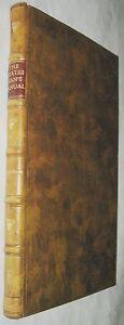 The Statesman's Manual (First Edition, Leather Binding), Coleridge, Samuel