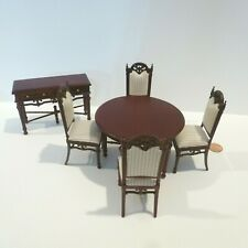 "BESPAQ   ""PROVENCIAL MANOR ""  DINING ROOM  6 PC SET 2970-SSB-MH-SET"