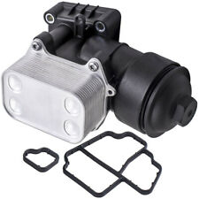OIL Filter Housing + cap For AUDI A1 A3 A4 A5 A6 1.6 2.0tdi with gasket