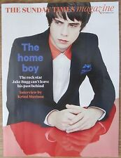 Jake Bugg - Sunday Times Magazine – 21 September 2014