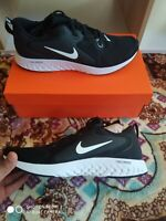 Nike LEGEND REACT Mens Running Trainer Shoe Size 10.5  Black RRP £90/-