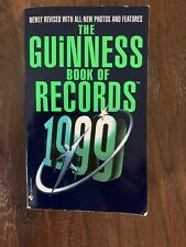 The Guinness Book of Records, 1999 World Records