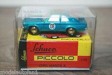 Opel Manta A van Schuco Piccolo 1:90 in Box *14994