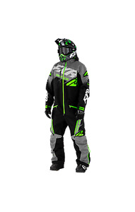 FXR Racing M CX F.A.S.T. Insulated snowmobile/snow bike Mono-suit