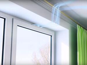 Fensterlüfter für Kunststofffenster AirBox - Von Feuchteschäden und Schimmelp
