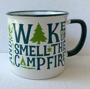 2021 Disney Fort Wilderness Resort & Campground Mickey Ceramic Coffee Mug NEW
