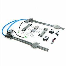 Street Rod Window Crank Switch Kit for 32-48 Packard 1/2in 20in remote mount