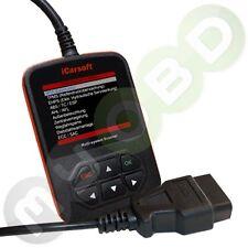 ICarsoft i920 para ford obd2 dispositivo de diagnóstico focus Galaxy Mondeo ka fiesta Transit
