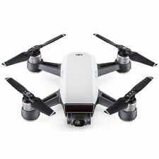 DJI Spark Alpine White Mm1a 12mp Gimbal Camera Drone