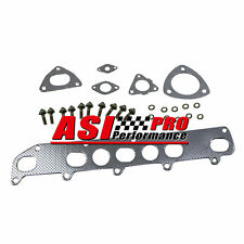 Exhaust Manifold Gasket Stud & Nuts Set Fit Land Rover Discovery 2 Defender TD5