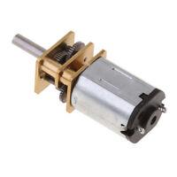 Micro Shaft Gear Motors High Torque Speed Reduction Motor Low Speed Motor