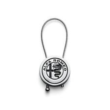 Official Alfa Romeo Loop Key Ring New & Genuine 6002350573