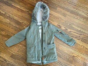 EUC MINI BODEN jacket girls size 7-8