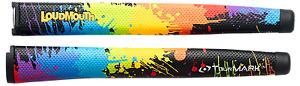 Original Loudmouth Tourmark  Paint Balls Standard Putter Golf Grip. Genuine