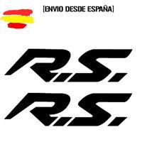 Renault clil megane f1team  RS PEGATINA KIT DE 2