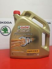 **DEAL PRICE** CASTROL EDGE PROFESSIONAL 5W30 FULLY SYNTHETIC BOX OF 4 X 5L