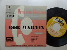 BOB MARTIN Pour vous Madame Concerto d automne ... RAYMOND LEFEVRE 70040