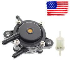 Fuel Pump For Kawasaki 15 - 25 HP engines Cub Cadet EZGO 602061 Walbro FPC-1-1