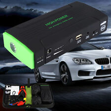 30000mAh Portable Car Jump Starter Power Supply Bank Battery Booster Charger US