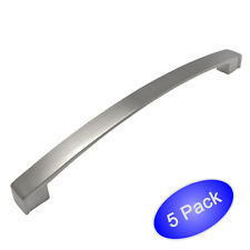 *5 Pack* Cosmas Cabinet Hardware Satin Nickel Arch Handle Pulls #616-192SN