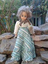 poupée chiffon BELLA Nostalgie 50  / année 1976 / French Doll Bella Rare