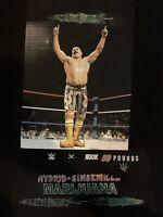 Wrestling T Shirt Iron Sheik Custom Weed Shirt Men's Medium