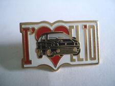 PINS AUTO VOITURE RENAULT CLIO