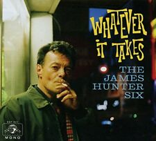 The James Hunter Six - Whatever It Takes [CD]