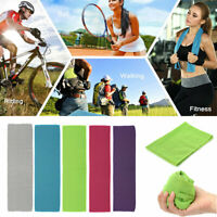 5 Pack Quick Dry Towel Instant Cooling Sport Towel For Running Fitness Gym Yoga