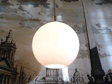 Large LOUIS POULSEN Danish Opal Glass PENDANT Lamp VILHELM WOHLERT Lampe 1960s