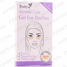 4 x WRINKLE TREATMENTS GEL UNDER EYE PATCHES Youthful Glow Firm/Lift/Regenerate