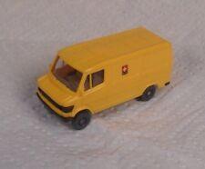 Wiking Germany Ho 1:87 Mercedes Benz Postal Van Ptt