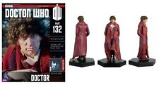 4TH FOURTH DOCTOR WHO LOGOPOLIS EAGLEMOSS FIGURINE COLLECTION MAGAZINE PART 132