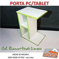 Comodino Tavolino Servetto Panca per camera o salotto anche su misura Verde lim
