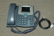 Cisco SPA525G2 5 Line IP Phone Telephone System with Colour Display 1 YEAR Wty
