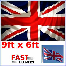 More details for union jack flag 9ft x 6ft british tokyo olympic team gb giant huge uk britain