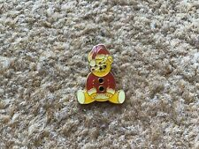 Pudsey Bear as Father Christmas pin badge