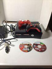 Microsoft Xbox 360 S 60Gb Black Console with Controller