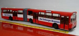 Rietze: Mercedes O 305 G: BVO Bielefeld - Drieburger Brunnen - 74520