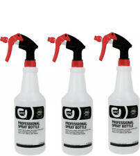 VPC Professional Spray Bottle 32 oz All-Purpose Empty Sprayer Cleaner (3 Pack)