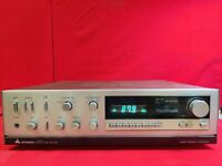 Mitsubishi DA-R11 Stereo Receiver Quartz Frequency Synthesizer