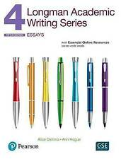 Longman Academic Writing Series 4: Essays, with Essential Online Resources by Al