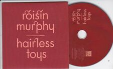 ROISIN MURPHY HAIRLESS TOYS RARE UK PROMO CD